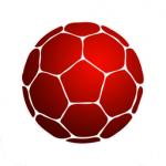 crvena lopta