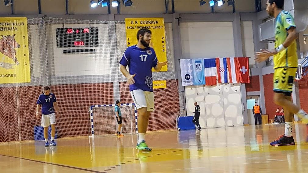 EHF Cup : OPROŠTAJ OD EUROPE