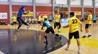 EHF Cup : UVJERLJIVIH +23 ZA DUBRAVU