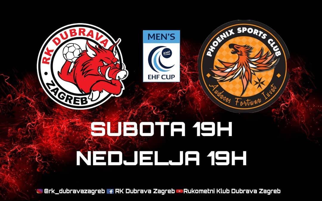 EHF Cup : DUBRAVA U SUBOTU I NEDJELJU PROTIV MALTEŽANA