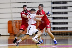 RK Dubrava vs RK Poreč , Paket24 Premijer liga HRS, 11.10. 2020, SD Dubrava